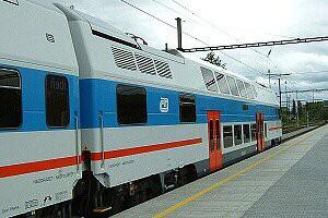 Bezbariérový vlak