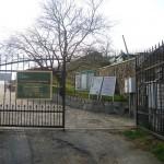 Botanická zahrada - jižní vchod