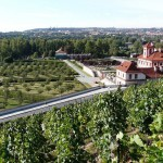 Trojský zámek - zahrada