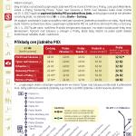 Rozšíření integrace PID na Posázavském pacifiku