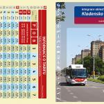 Integrace oblasti Kladensko od 26.8.2017 – jízdní řády