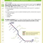 Použití jízdenek PID na linkách S32 a R23 (Štětí – Lysá n. L.)