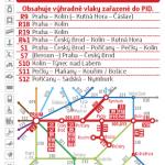 Kartičkový jízdní řád 011 (červený) 2020