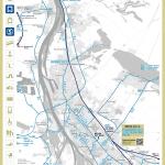 Mělník – linky PID (mapa)