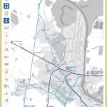 Neratovice – linky PID (mapa)