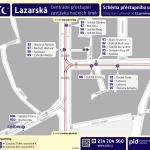 Lazarská (jen noc)