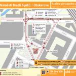 Náměstí Bratří Synků / Otakarova