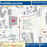 Pražského povstání
