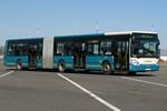 Papercraft del autobús Iveco Citelis 18 m. Manualidades a Raudales.