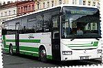 Papercraft del autobús Iveco Crossway 12 m. Manualidades a Raudales.