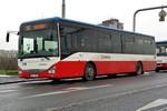 Iveco Crossway LE 12m (Arriva Praha, 1053)