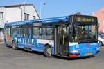 Papercraft del autobus Renault Agora 12m CityBus (DP Praha, 3258). Manualidades a Raudales.