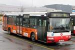 Papercraft del autobus Renault Agora 12m CityBus (DP Praha, 3385). Manualidades a Raudales.