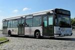 Papercraft recortable del autobus Renault Agora 12 metros Citybus (DP Praha, 3432). Manualidades a Raudales.