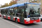 SOR CITY NB12 (DP Praha, 3687)