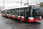 Bezbariérový autobus